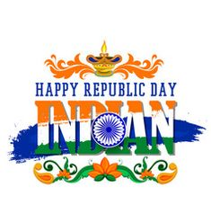 Tricolor indian flag map background for republic Vector Image Festival Background, Map Background, Republic Day Indian, Indian Flag, Flag Photo, Indian Festivals, Vector Free, Royalty, Birthday