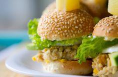 10 Vegan Veggie Burger Recipes!