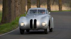 BMW 328 Kamm Coupé 1940-2010