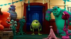 Monsters University Teaser - Pony, via YouTube.