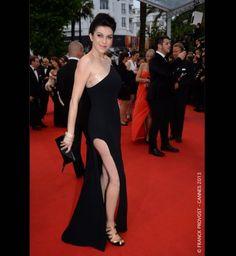 Jovanka Sopalovic, les plus belles robes de Cannes, chaussures C.PETULA