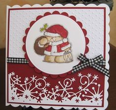 Forever Friends Santa by: michele1