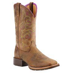 Ariat Women's Hybrid Rancher Western Boots
