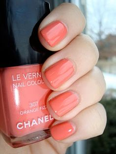 Coral-y peach-y is going to be my new color for spring