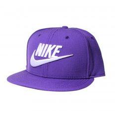 Nike True Snapback Cap Purple