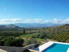 Near Nafplio Greece, Mountains, Outdoor Decor, Nature, Travel, Viajes, Naturaleza, Destinations, Traveling