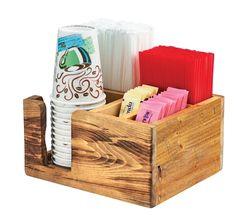 Item: 3566-99 Madera Compact Condiment Organizer