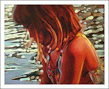Long Shadows, Limited Edition Print - Mark Heine... art