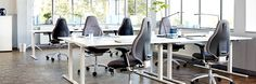 Office swivel chairs - Scandinavian Business Seating