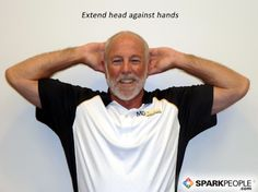 The 9 Best Exercises for Neck Pain | SparkPeople