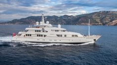 The 54.5 metre motor yacht Faribana V has changed central agencies and is now listed for sale by Paul Cave and Glen Villis at Yacht & Villa International.