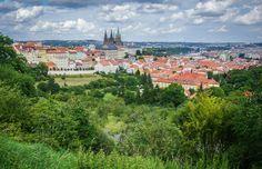Parks in Prague, Czech Republic