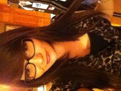 butterfli nerd, hipster glass