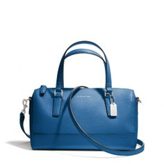 The Mini Satchel In Saffiano Leather from Coach.  Absolutely love it.  Again waiting for it to go on sale