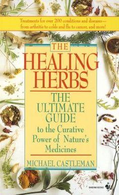 Buy a cheap copy of The Healing Herbs: The Ultimate Guide To... book by Michael Castleman. The Healing Herbs provides the information you need to use the earth's wonderful bounty of medicinal plants confidently, effectively, and above all, safely. It... Free shipping over $10.