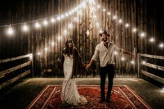 Camels, a stunning macrame arch, and an incredible vintage lace dress make this folksy elopement inspiration a boho dream come to life.
