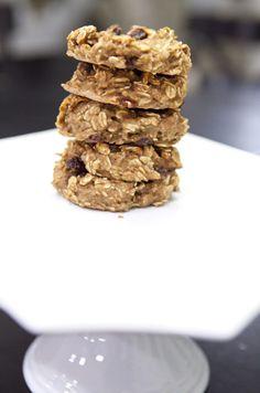 Banana Oat Breakfast Cookies   Healthy Ideas for Kids