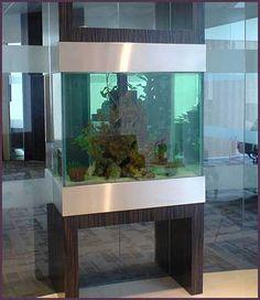 Aquarium Group - Bespoke office aquarium  #fishtank #aquarium #bespoke…