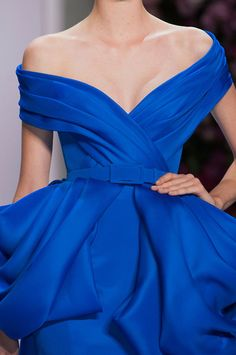 Details at Ralph & Russo Couture S/S 2014