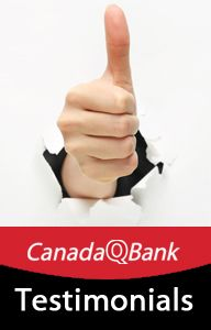 Over 15,000 medical students and physicians from 124 countries have subscribed to CanadaQBank.com from 2011 to 2013. View the countries from where they are from:   http://www.canadaqbank.com/v4/document/CQB-subscriptions.pdf   Hundreds of them have submitted their testimonials here:   http://www.canadaqbank.com/testimonials.php