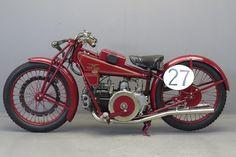Moto Guzzi 1925 C4V 500cc