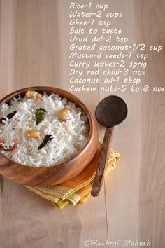EasY CooK: Coconut Rice