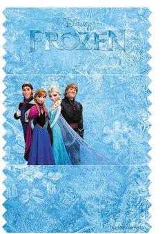 Frozen Kit 2 – Kit festa grátis para imprimir – Blog Inspire sua Festa ®