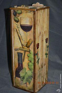 Декупаж - Сайт любителей декупажа - DCPG.RU | Декупажная эстафета. Click on photo to see more! Нажмите на фото чтобы увидеть больше! decoupage art craft handmade home decor DIY do it yourself