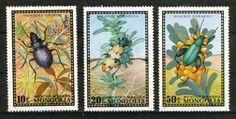 Mongolei Briefmarken