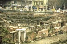 Thessalonica - Paul preached in this amphitheater