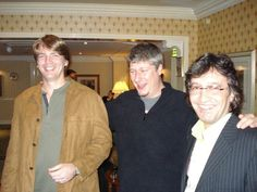 1st time meeting Jeremy Gislason & John Delavera, Coventry, 2007 Internet Marketing, Online Marketing, Coventry