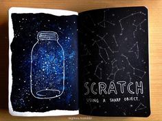 Dark Wreck this JournalYou can find Wreck this journal and more on our website.Constellations Dark Wreck this JournalConstellations Dark Wreck this JournalYou can find Wreck this journal and more on our website.Constellations Dark Wreck this Journal Bullet Journal Book, Bullet Journal Themes, Bullet Journal Inspiration, Art Journal Pages, Journal Ideas, Journal Prompts, Create This Book, Fluorescent Colors, Arte Sketchbook