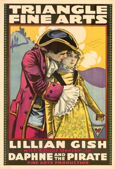 Daphne and the Pirate was a 1916 silent film starring Lillian Gish.