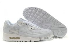 http://www.jordan2u.com/nike-air-max-90-womens-white-super-deals-bwsas.html NIKE AIR MAX 90 WOMENS WHITE SUPER DEALS BWSAS Only 67.70€ , Free Shipping!