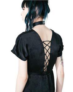 Salazar Tie Back Dress