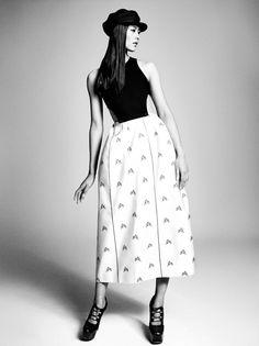 Editorial vogue japan april 2015 Christian Dior Hrisskas Style-1