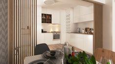 Design interior apartament Upground - iDecorate Divider, Interior Design, Room, Furniture, Home Decor, Design Interiors, Homemade Home Decor, Home Interior Design, Interior Architecture