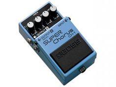 Pedal de Chorus para Guitarra - Boss CH-1                                                                                                                                                                                 Mais