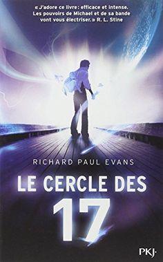 1. Le cercle des 17 de Richard Paul EVANS http://www.amazon.fr/dp/2266227017/ref=cm_sw_r_pi_dp_Ldk1wb1S9W90S