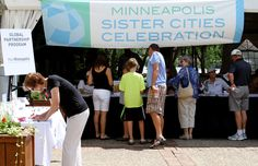 Sister Cities Day 2013   Minneapolis, MN