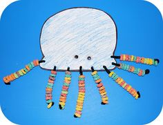 Octopus - Re-pinned by @PediaStaff – Please Visit http://ht.ly/63sNt for all our pediatric therapy pins