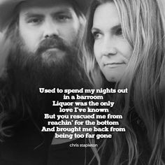 Tennessee Whiskey - The Hickey's wedding song! Country Music Quotes, Country Song Lyrics, Country Songs, Music Lyrics, Country Music Bands, Country Music Singers, Music Love, Music Is Life, Chris Stapleton Tennessee Whiskey