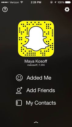 Detailed Snapchat tutorial with screenshots and lots of tips!