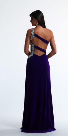 Alluring Cutout Prom Dress Dave and Johnny 10635 Open Back Prom Dresses, Formal Dresses, Prom 2015, Frocks, Dresses Online, Evening Gowns, Fashion Dresses, Purple, Pennsylvania