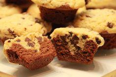Tessy von www.sweetsandsewings.com zeigt uns ein leckeres Rezept: BROOKIES – die beiden Besten vereint!