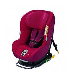 SILLA MILOFIX TOTAL ROBIN RED BEBECONFORT.  Milofix es una silla de auto con Isofix para el grupo 0+ y 1 que permite prolongar el uso de espaldas a la marcha hasta los 15 meses de edad.   Plazo de entrega para este producto: 7-10 días.