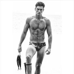 Andro - Male Hotness Solo Male, Hairy Men, Happy New, Brown Hair, Hot Guys, Eye Candy, Swimwear, Model, Fashion