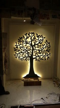 """Fantastic """"metal tree wall art ideas"""" information is readily available on our si.-- Fantastic """"metal tree wall art ideas"""" information is readily available on our site. House Wall Design, Tree Design On Wall, Metal Tree Wall Art, Metal Art, Metal Wall Art Decor, Deco Originale, Decorate Your Room, Wall Art Designs, Ceiling Design"""