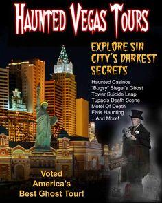 Haunted Vegas Tours Coupon                                                                                                                                                     More