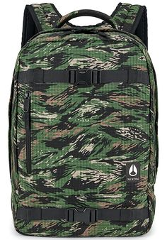 NIXON Del Mar II - Backpack - Camo - Planet Sports af1886e8cb40b